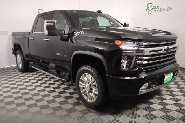 2500Hd High Country >> New 2020 Chevrolet Silverado 2500hd High Country 4wd