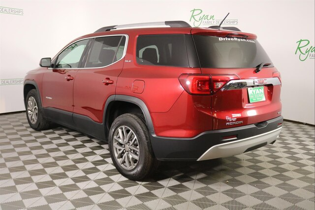 Pre-Owned 2019 GMC Acadia SLE-2