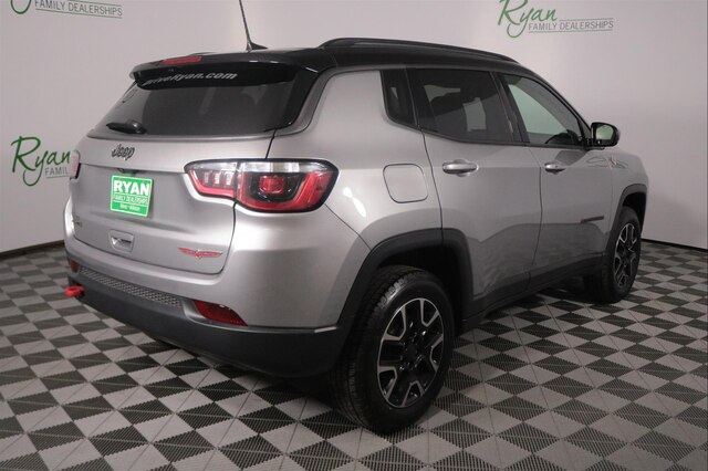 Pre-Owned 2019 Jeep Compass Trailhawk