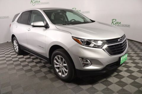 New Chevrolet Equinox in Minot | Ryan Chevrolet