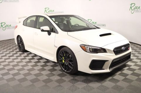 Pre-Owned 2019 Subaru WRX STi Limited